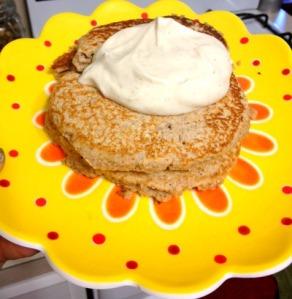 pancakewfrosting